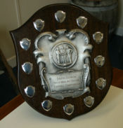Inter-station football shield