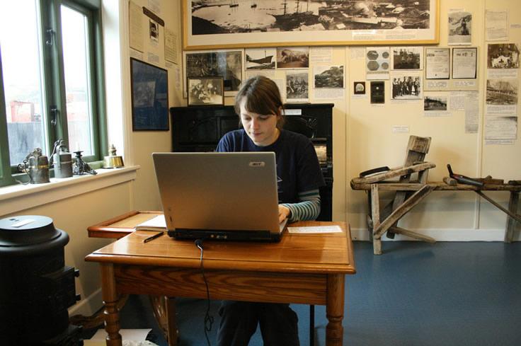 December 2007: Curator's Blog
