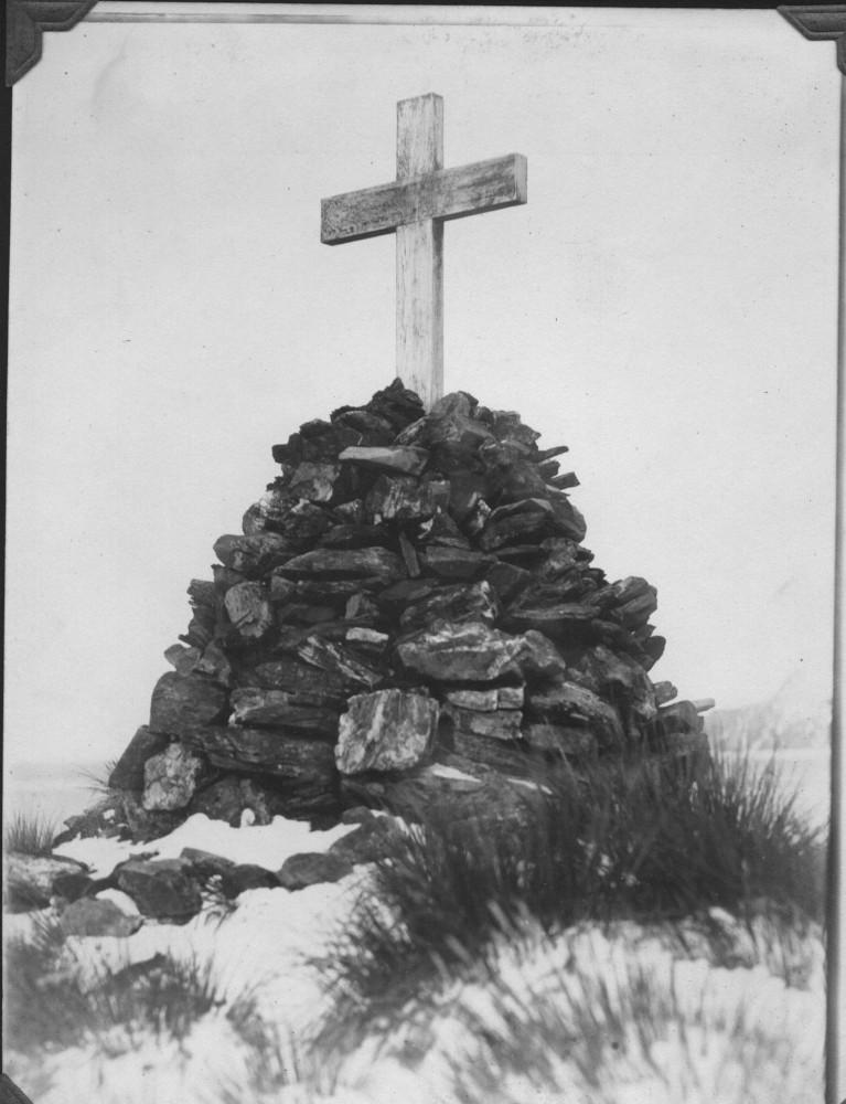 Hope Cross in 1921