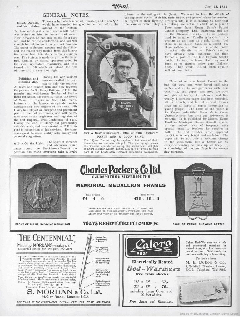 Bite oft the Light - Toffee Ad - The Sketch Oct 1921_1000px