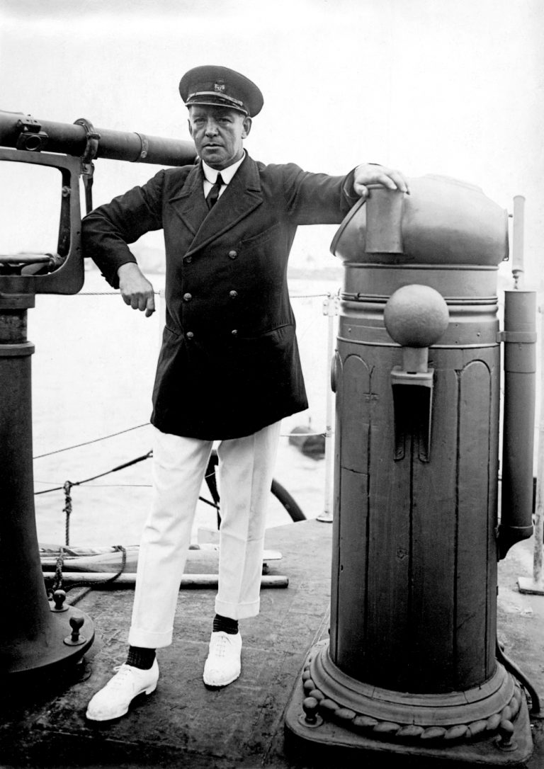 Ernest Shackleton
